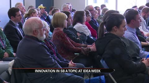 Truman Project CEO interviews South Bend mayor, IDEA Week begins