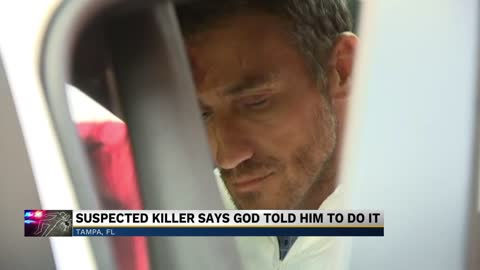 'I'm a prophet, not a serial killer': Double murder suspect...