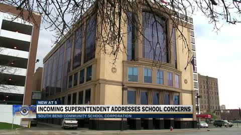 Incoming SBCSC superintendent addresses concerns within the district