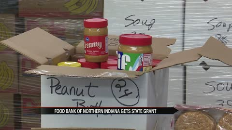 Indiana agriculture department awards $300K to 11 food banks