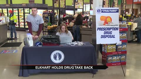 Indiana Attorney General to hold drug take back event in Elkhart Wednesday