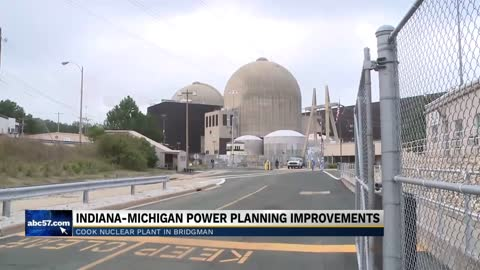 Indiana Michigan Power calls for infrastructure overhaul