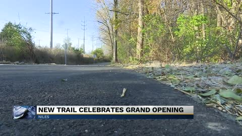 Indiana Michigan River Valley trail is finally completed after...