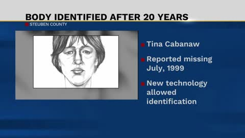 Indiana police identify body of Detroit woman found in 1999