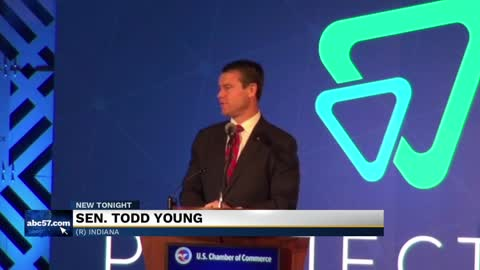 Indiana Senator speaks on infrastructure at event in D.C.