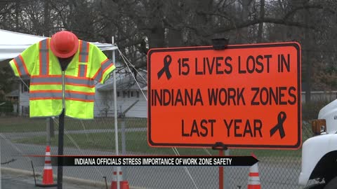 INDOT and Indiana toll roads partite in Work Zone ... on us highway 31 michigan map, illiana expressway toll road map, interstate 49 missouri map, south bend indiana road map,