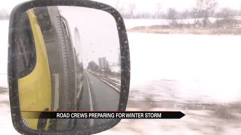 INDOT preparing for this weekend's snow storm