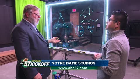 INSIDE ACCESS: Notre Dame Studios and the new Martin Media Center