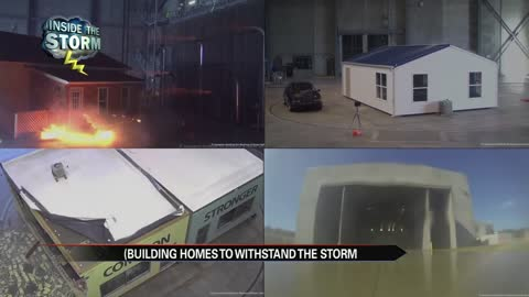 Inside the Storm: Fighting back against severe weather