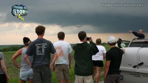 Inside the Storm: Taking the classroom to tornado alley