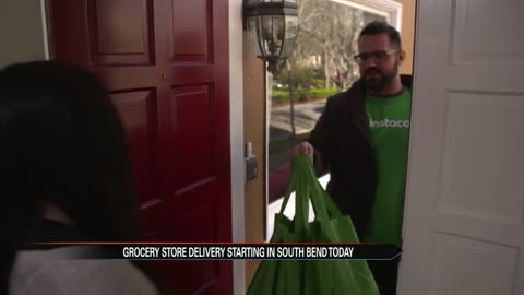 New grocery delivery launches in South Bend area