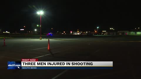 Investigation underway after triple shooting in South Bend