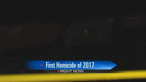 Investigation continues into Elkhart's first homicide of the year
