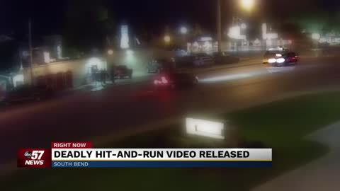 Investigators seek suspect in deadly hit and run in South Bend