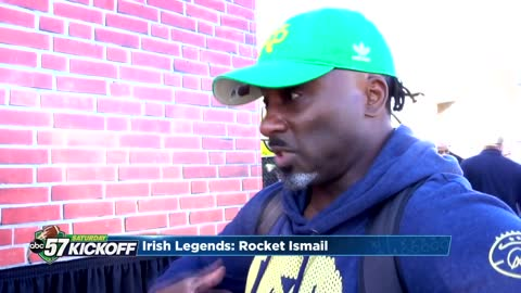 Irish Legend: Rocket Ismail