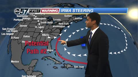 Uncertainty continues as Irma draws closer