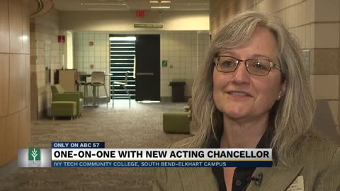 Ivy Tech Community College welcomes new acting chancellor