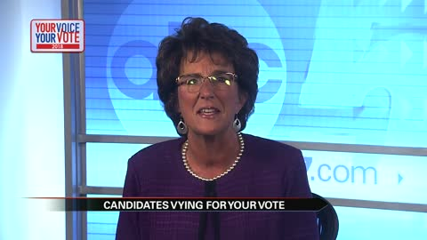 Your Voice, Your Vote: Jackie Walorski, 2nd District candidate (4 minutes)