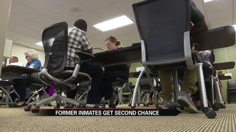 DuComb Center program connects inmates to jobs