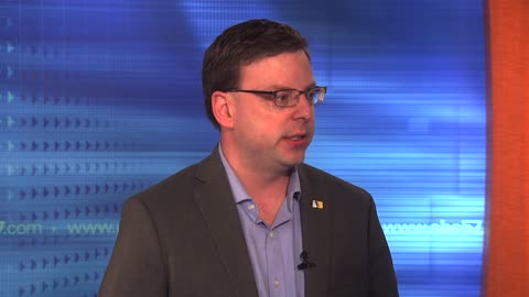 James Mueller discusses run for South Bend mayor