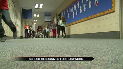 Cool Schools: Elementary school recognized at PLC model school