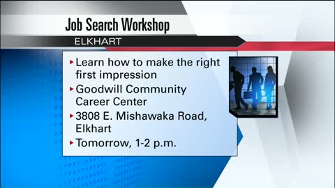 Job search workshop to be held in Elkhart