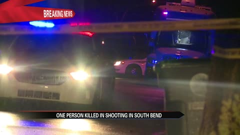 One dead in overnight shooting in South Bend