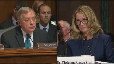 Kavanaugh, Ford testifies on allegations of sexual assault