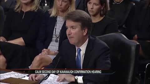Kavanaugh grilled by Senate Judiciary Committee