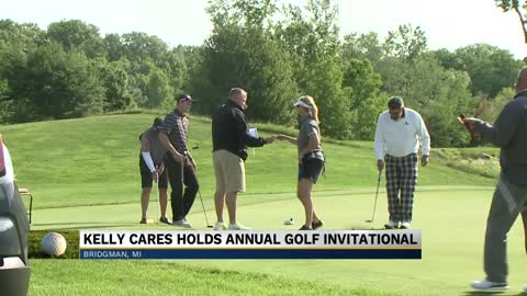 Kelly Cares Foundation holds annual golf invitational