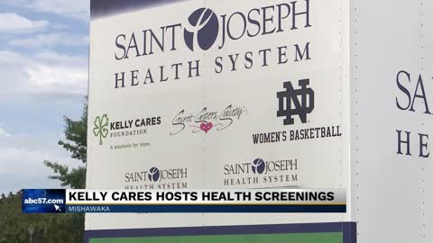 Kelly Cares Foundation hosts a special event