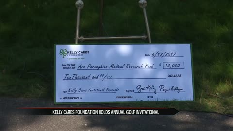 3rd annual Golf Invitational for Kelly Cares Foundation