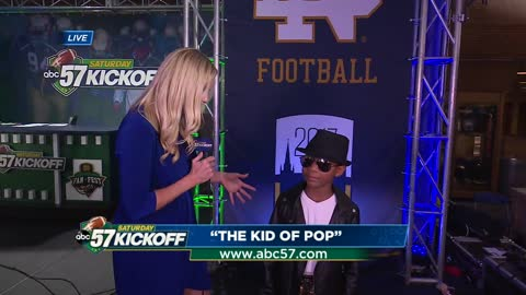 Kid of Pop: Live on ABC 57 Saturday Kickoff