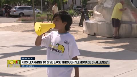 The Lemonade Stand Challenge teaches students entrepreneurship