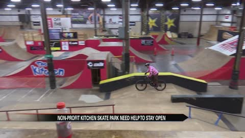 South Bend's only indoor skate park struggling to keep doors open, needs community's help