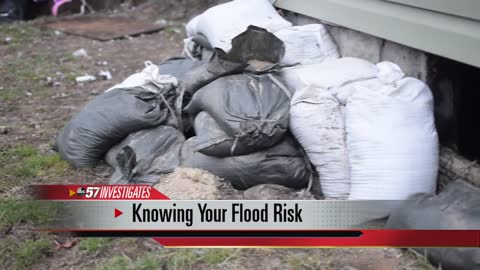 ABC57 Investigates: Knowing your flood risk