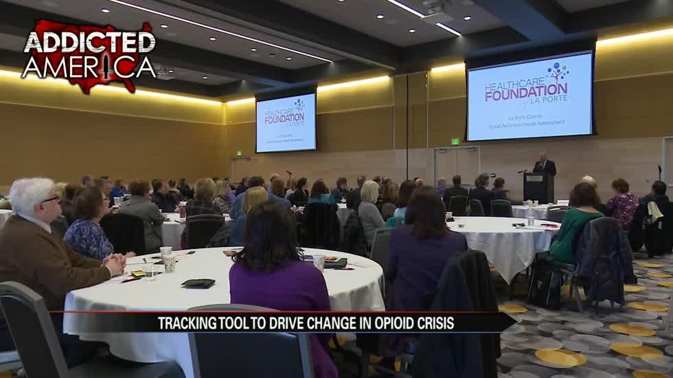 La Porte nonprofit releases opioid report