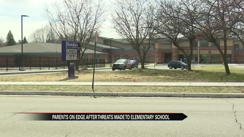 La Porte Police investigating alleged threat at Handley Elementary