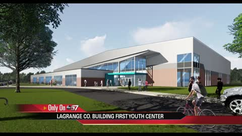 LaGrange County building first youth center