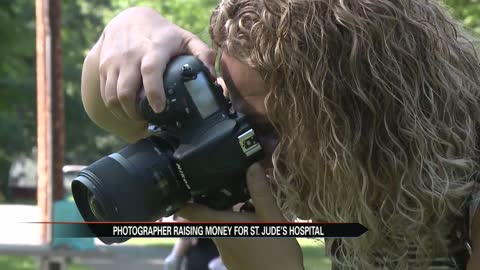 Michiana native using photography to raise money for St. Jude