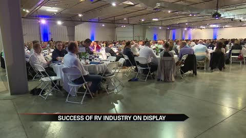 Lawmakers, industry leaders attend RV Industry Power Breakfast