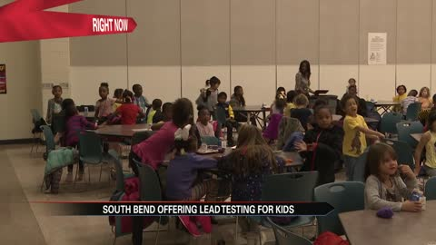 City of South Bend offering opportunities for free lead testing