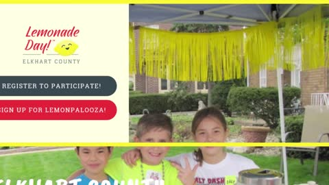 Lemonade Day will help children learn about money, running a business