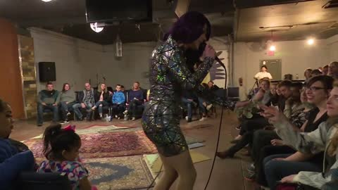 Local drag performers find confidence on stage