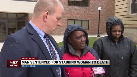 Mother speaks after her daughters killer is sentenced