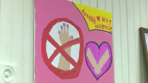 Elkhart County Prosecutor and local artists create domestic violence art exhibition
