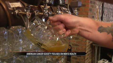 Local breweries team up with American Cancer Society to promote men's health