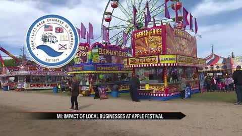 Apple Festival brings in over 75,000 attendees, local businesses thrive