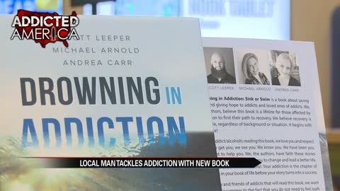 Local man tackles addiction with new book