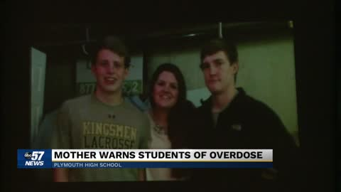 Local mom speaks out about opioid crisis after loss